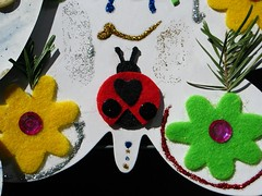 Rhode Island Spring Flower & Garden Show (Heartlover1717) Tags: butterfly heart providence rhodeisland ladybug flowershow 2013 rhodeislandconventioncenter celebrating20years rhodeislandspringflowergardenshow