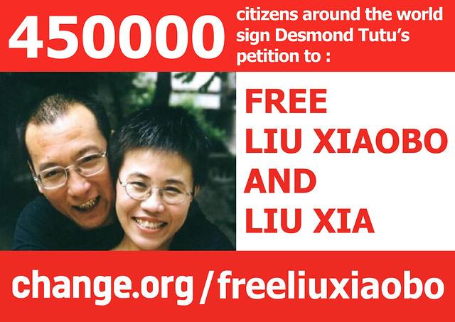 www.change.org/FreeLiuXiaobo