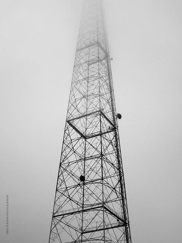 Disappearing Tower  [EXPLORED Feb. 26, 2013]