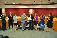 BIll Little Recognition (Sarasota County) Tags: