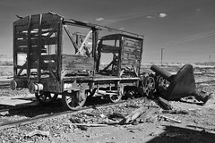 Very Still Life (tedmcavoy) Tags: railway abandonment dereliction narrowgauge oldrailway industrialarchaeology oldmachine narrowgaugerailway narrowgaugerailways industrialrailway railwaywagon industrialrailways industrialnarrowgauge