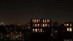 Lofts at Night (KLAVIeNERI) Tags: berlin loft kreuzberg photographer nightshot nightlife so36 mingthein leicaforum thorstenovergaard leicax1 leicaimages ilovemyleica photographersontumblr