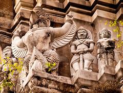 Guardians (raspu) Tags: thailand temple god buddha buddhist tailandia olympus thai buda templo guardian ayutthaya budismo raspu ayotthaya thiald