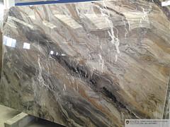 IMG_5534 (Haifa Limestone) Tags: red brown white black gray exotic haifa onyx slab semiprecious veined