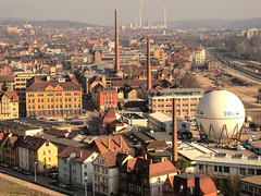Esslingen (Habub3) Tags: city travel chimney holiday canon germany deutschland reisen europa europe urlaub powershot stadt schornstein vacanze esslingen g12 2013 habub3
