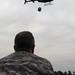U.S. Soldiers prepare African soldiers for air drop exercise