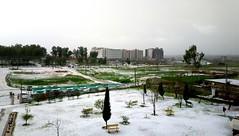 Hailstorm!!! (Afrazov) Tags: pakistan hail islamabad hailstorm