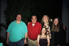 Chuck, Bernie, Sarah, Me & my lovely wife Jean (wbaiv) Tags: friends test drive hardware san tiger jose coworkers equipment valley software fox automatic land chip ate silicon functional engineers applications teradyne megatest