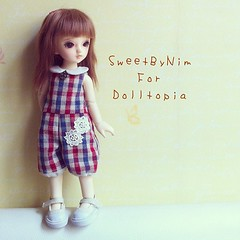 For Dolltopia April 6, 2013 #bjd #dolltopia #volksdoll #sweetbynim (Sweet-by-Nim) Tags: valencia square squareformat iphoneography instagramapp uploaded:by=instagram