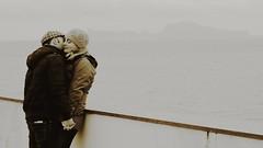 sul castello (maurizio siani) Tags: sea sky italy color love 50mm capri donna italia mare colore pentax uomo cielo napoli naples castello amore bacio castel ragazza città coppia terrazzo isola ragazzo ovo seppia terrazza fidanzati k30