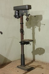 5004. Drill Press, Heavy Duty, Eagle Machinery