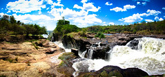 The Nile at Murchison Falls in northern Uganda