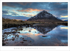 Stob Deargh (rgarrigus) Tags: winter sunset sky mountain snow reflection nature river landscape evening scotland highlands snowcapped goldenhour snowcovered glenetive rannochmoor buachailleetivemor greatphotographers passofglencoe rivercoupall garrigus robertgarrigus robertgarrigusphotography stobdeargh