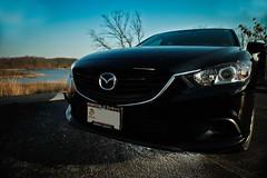 ohio cars photoshoot mazda mazda6 blackedout 2014 skyactiv 2014mazda mazdaflow