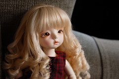 Bebe Clover (Mumel♡) Tags: bjd aga dollmore babylamb miadoll miasbabydoll