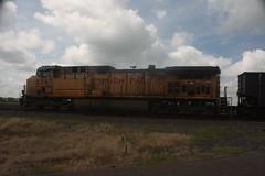 54044 (richiekennedy56) Tags: ac44cw unionpacific up6547 kansas shawneecountyks menoken topeka railphotos unitedstates usa