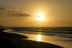 Sun-rise (shama rama) Tags: nc northcarolina surfcity topsail beach sunrise
