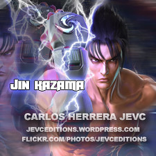 avatarjinkazama (CarlosHerreraJevc) Tags: wordpress flickr fanartsjevc jevcupeditions photoshop 2016 avatares namco tekken ninawilliams ireland japan videojuegos geek fandom inspiration msica music