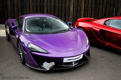 Purple (MJParker1804) Tags: mclaren 570s purple sports series supercar v8 twin turbo british