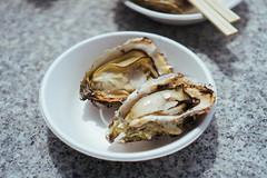 Yummy oysters (tiagoalexandresilva) Tags: asia honshu japan sonya6000 miyajima hiroshima itsukushima