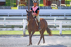 IMG_2410 (SJH Foto) Tags: horse show rider teens teenagers girls