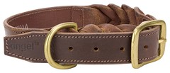 Dog Leather Collar - 10 gift ideas for dogs (petsutra) Tags: dogs puppies gift giftideas