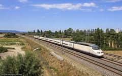Un 100 de paseo por Francia (josep.gonzalez) Tags: renfe ave s100 francia france lgv mditerrane tren train alta velocidad gran vitesse sncf