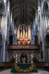 Norwich Cathedral (Chris Grimmer) Tags: cathedral norwichcathedral alter church organ architecture