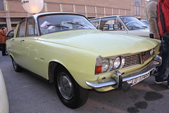 1966 Rover 2000 [P6] (coopey) Tags: 1966 rover 2000 p6