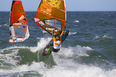 Julien QUENTEL (SXM-421) (Cold Hawaii World Cup) Tags: action coldhawaii day6 denmark klitmller netipcoldhawaiipwaworldcup2016 northsea pwa pwaworldcup windsurfing