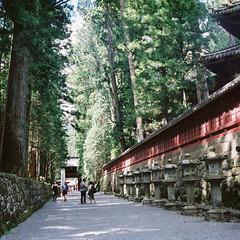 R1-07   (redefined0307) Tags:        zenzabronicas2 bronicas2 zenzabronica fujifilmpro400h mediumformat japan nikko worldheritage shrine