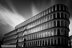 Dreamliner (Fred-Adams) Tags: 1970s 70s architecture gradeiilisted lephotography london city cityoflondon design designart listedbuilding longexposure modernarchitecture modernist retro urban monochrome