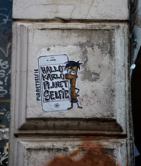 HH-Wheatpaste 3039 (cmdpirx) Tags: hamburg germany reclaim your city urban street art streetart artist kuenstler graffiti aerosol spray can paint piece painting drawing colour color farbe spraydose dose marker stift kreide chalk stencil schablone wall wand nikon d7100 paper pappe paste up pastup pastie wheatepaste wheatpaste pasted glue kleister kleber cement cutout