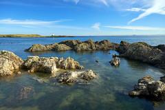 Elie, Fife (Eiospda) Tags: fife elie scotland harbour lighthouse bassrock forth
