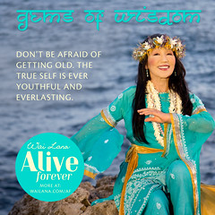 Wai Lana Yoga Wisdom of Alive Forevr Infographics (Wai Lana Yoga) Tags: wailana wailanayoga wisdom yoga aliveforever infographics
