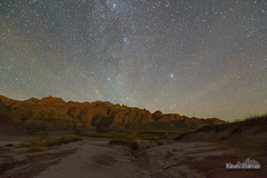 After Moonset (kevin-palmer) Tags: badlands nationalpark badlandsnationalpark southdakota fall autumn september nikond750 night sky stars starry astronomy astrophotography clear dark pleiades tokina1628mmf28 midnight taurus astrometrydotnet:id=nova1735718 astrometrydotnet:status=failed