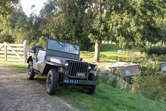 1944 Willys Jeep MB (Martin van Duijn) Tags: 1944 willys jeep mb