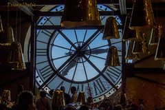 La Pause  Orsay / Orsay Time Off (PrimalOptic) Tags: paris france orsay muse museum french clock window horloge caf beautiful primaloptic maxwell 2016