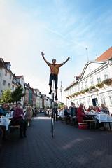20120902-LW2_9133.jpg (Achterdeck // Liebe zu Fotografie und Gestaltung) Tags: rad az stadt fahrrad frhstck uelzen jongleur einrad stadtuelzen stadtfrhstck