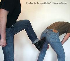 self1519 (Tommy Berlin) Tags: men ass boots butt jeans ars levis 501