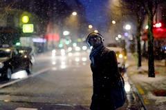 Street shot (close to Place des Gambettes) (Délirante bestiole [la poésie des goupils]) Tags: snow man paris france snowing loose xxe placegambetta borrowedphoto virela gardela virela2 gardela2 virela3 virela4 virela5 virela6 virela7 virela8 virela9 virela10 coupcoup