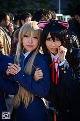 Comiket 83-125 (marcellomasiero) Tags: girls anime cute sexy japan cool cosplay manga guys crossdressing videogames kawaii   odaiba cosplayers     comiket    comiket83 tokyobighsight