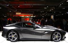 Ferrari F12 Berlinetta. (Tom Daem) Tags: show brussels ferrari motor f12 berlinetta