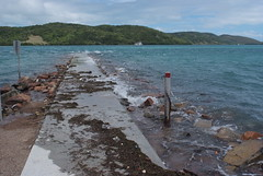 Rosehill Boat Ramp, Thursday Island, Torres Strait (Witness King Tides) Tags: torresstrait thursdayisland kingtide witnesskingtides rosehillboatramp