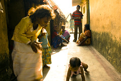 MGR Nagar |     (Kals Pics) Tags: life family light shadow baby india home girl kids canon happy kid play pov candid perspective culture happiness tradition playtime chennai lightandshadow tamilnadu villagepeople cwc villagelife rurallife bharathiyar ruralindia ramapuram lightandlife babycare indianvillages 550d nandambakkam ruralpeople kalspics 18135mmis mgrnagar chennaiweelendclickers bharathisongs