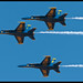 Blue Angels enter the circuit.