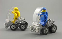 Rover2Go (halfbeak) Tags: lego rover moc car2go febrovery2013