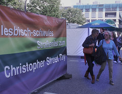 Christopher Street Day at Hamburg (jvivancode) Tags: street gay germany day flag hamburg christopher pride parade csd 2012 jungfernstieg schwul schwules strasenfehst