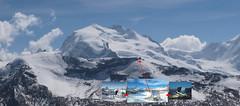 Walliser Alpen Schweiz (arjuna_zbycho) Tags: mountain mountains schweiz switzerland suisse swiss glacier berge alpine gornergrat zermatt alpen svizzera gletscher wallis gry ch valais vallese kantonwallis walliseralpen