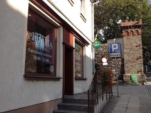 Pizzeria Trattoria (Wojska Polskiego 15) w Paczkowie